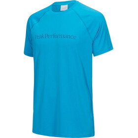 Peak Performance M's Gallos Co2 SS Tee Active Blue